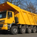 Heavy duty Ginaf Mining truck!
