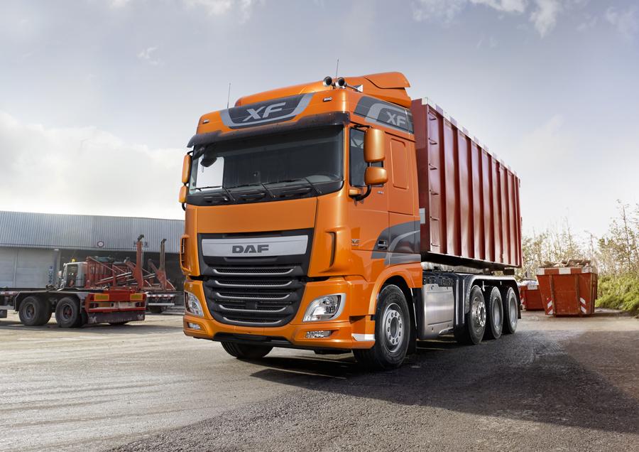 DAF completes Euro-6 range – Iepieleaks