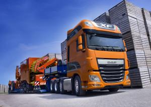 DAF Euro 6 XF FTM LR