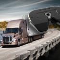 Freightliner fits Jost
