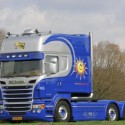 Scania Longline Happy Smile