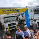 Truck Racing with Europart in Spain and France