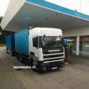 Next Scania caught in Germany