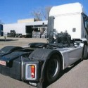 Smart chassis tail tank from Iveco