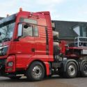 MAN TGX Heavy Transport tractor