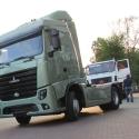 New MAZ Prostor with Mercedes power