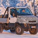 Iveco Daily 4×4 spotted!