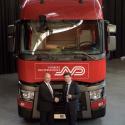Dentressangle orders 530 Renault trucks