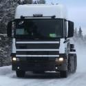 Scania, even more wintertesting on E45