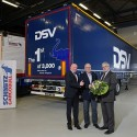 Schmitz sells 3.000 trailers to DSV