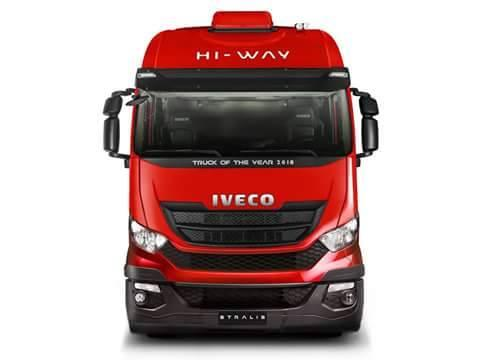 is this the new iveco stralis iepieleaks. Black Bedroom Furniture Sets. Home Design Ideas