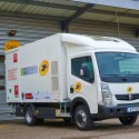 Renault Maxity Fuel Cell on test