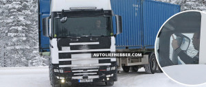 Scania proto midlefinger