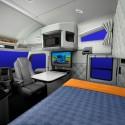 Kenworth: new mid-roof long sleepercab