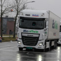 Self steering trucks by DAF and TNO