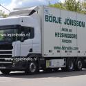 Scania Fieldtest Börje Jönsson Akeri AB