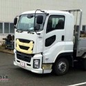 Heavy Isuzu on test