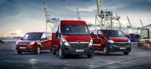 Opel-Bedrijfswagens