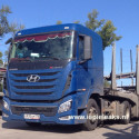 Heavy Hyundai Trucks in Europe