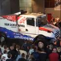 Bonneted Scania for Dakar 2016