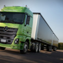 Actros MP3 for Brazil
