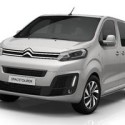 New: Citroën Spacetourer Van