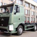 New MAZ heavy trucks