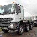 Mercedes Actros 6555 six leggers for sale