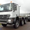 Mercedes Actros 6555 six leggers for sale