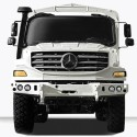 Mercedes-Benz Zetros: More power!
