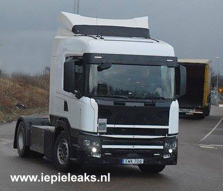 Scania Due To Introduce Iepieleaks