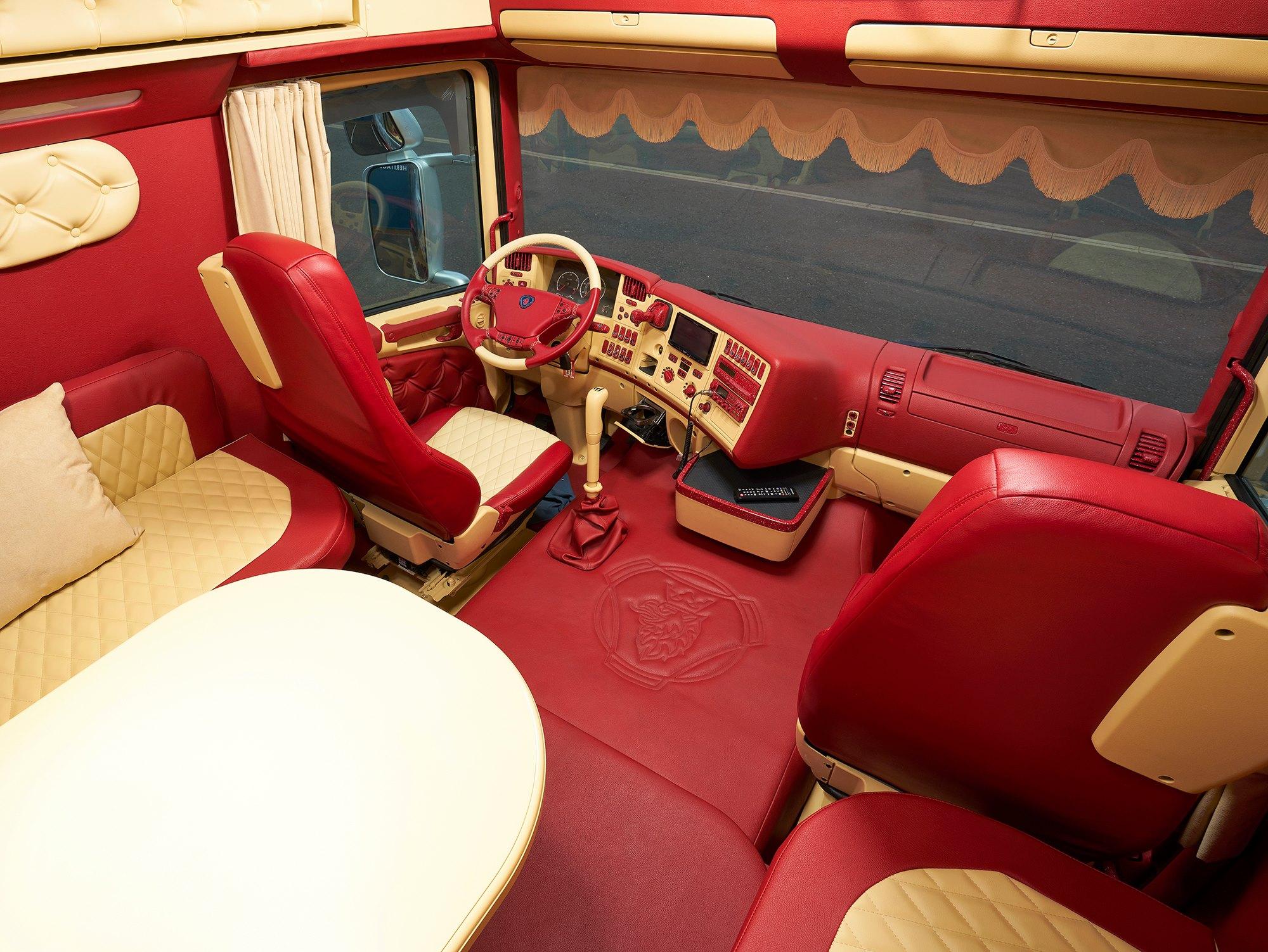 Braveheart Scania Longline Iepieleaks