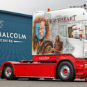 Braveheart Scania Longline!