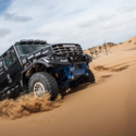 Kamaz presents bonneted DAKAR truck