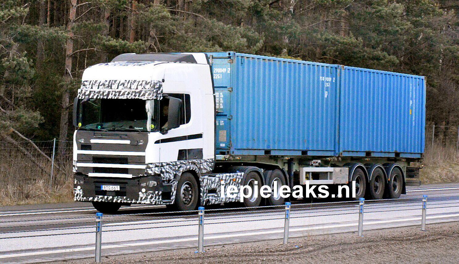 More Scania News Iepieleaks