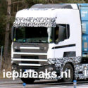 New Scania on video