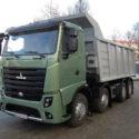 MAZ Euro-6 trucks with Mercedes-Benz engine