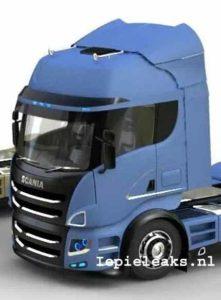 Scania-proto