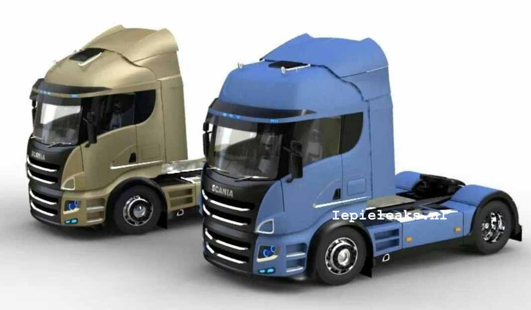 Still Speculating About The Next Scania Iepieleaks