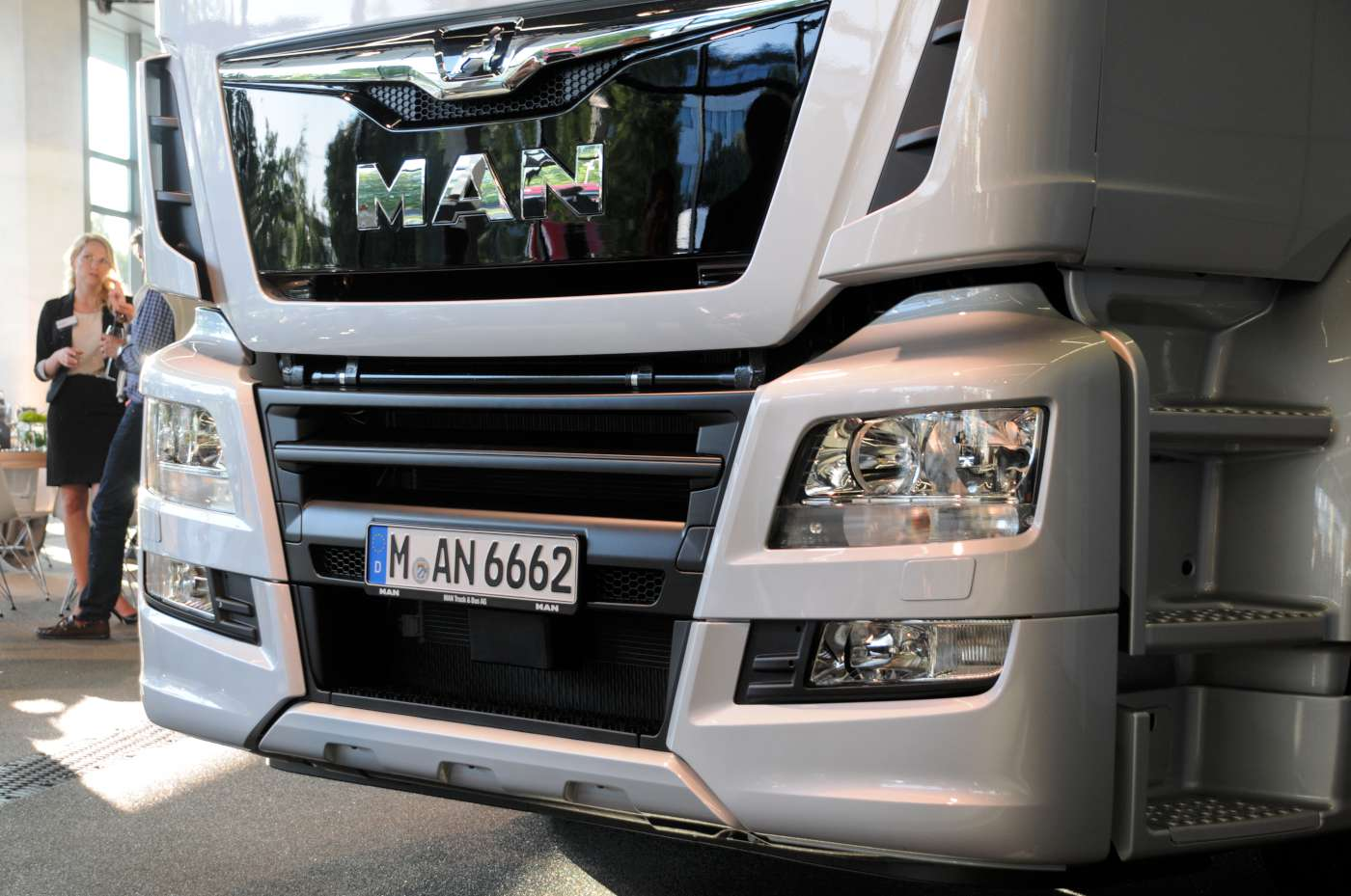 Volkswagen New Truck >> MAN: Small facelift, more power and Swedish gearboxes! – Iepieleaks