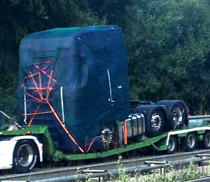 Scaniawrapped