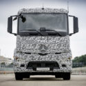 Mercedes-Benz Urban eTruck launched at IAA 2016