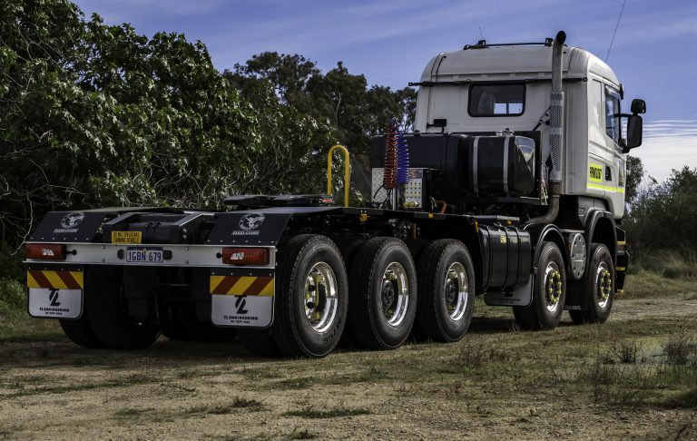 Scania Oz develops 10×8 R730 Quad Road Train – Iepieleaks