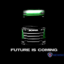 Scania is teasing with the news