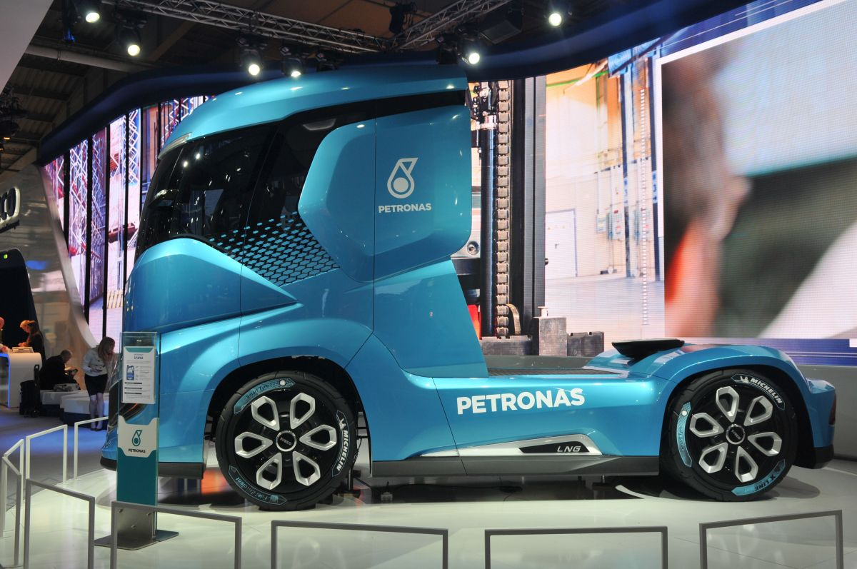 Iveco Z Truck Shows The Future Iepieleaks