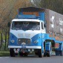 Scania 'Birthday' classic run