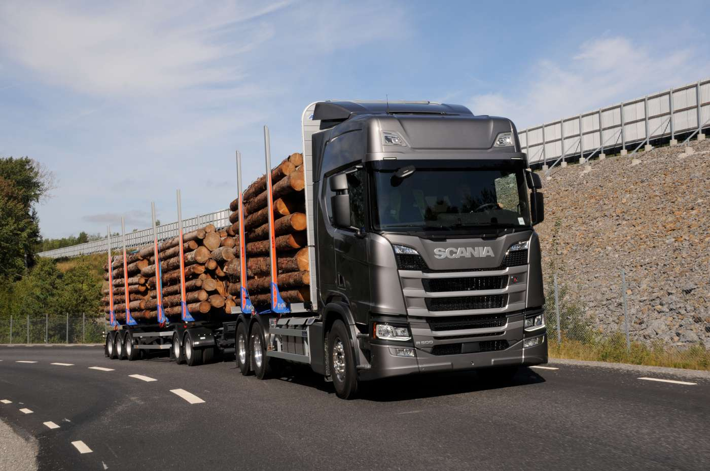 More new Scania's waiting for launch! – Iepieleaks