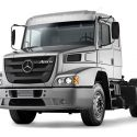 Mercedes stops production Atron in Brazil
