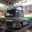 Emoss E.V.E.R: Electric truck with CNG range extender