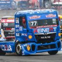 Truckrace season ends with Reinert Racing Team in top rankings